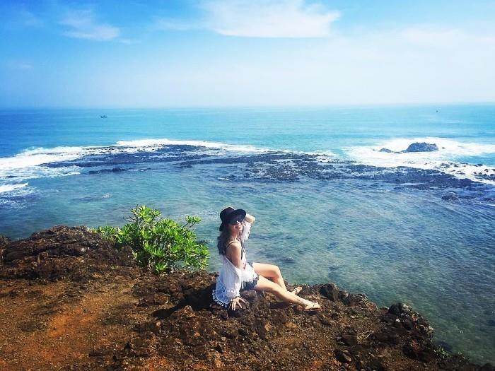Mũi Ba Làng An - Quảng Ngãi Tourist