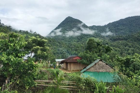 Núi Cà Đam - Quảng Ngãi Tourist